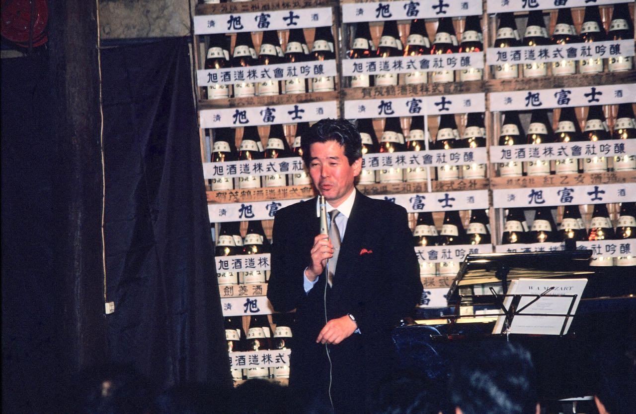 40代の桜井博志さん