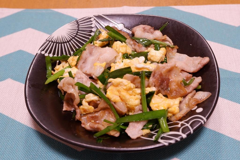 ヒガシマル醤油うどんスープは炒めものに使ってもおいしい! 玉子と合わせると最高