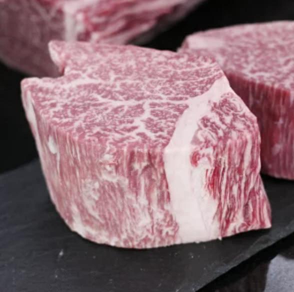 肉のヒライ ヘレステーキ