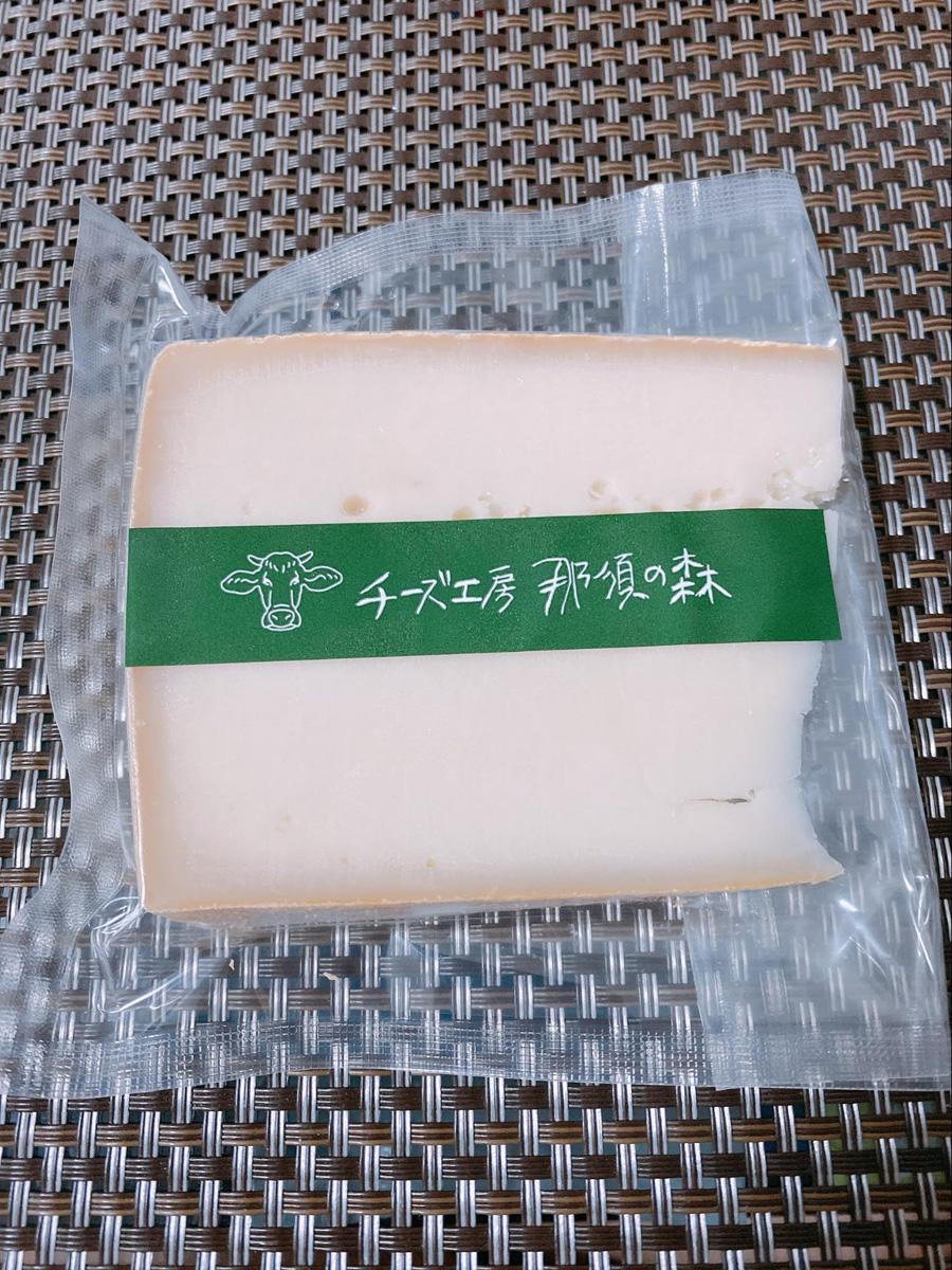 那須の森チーズ工房の森のチーズ