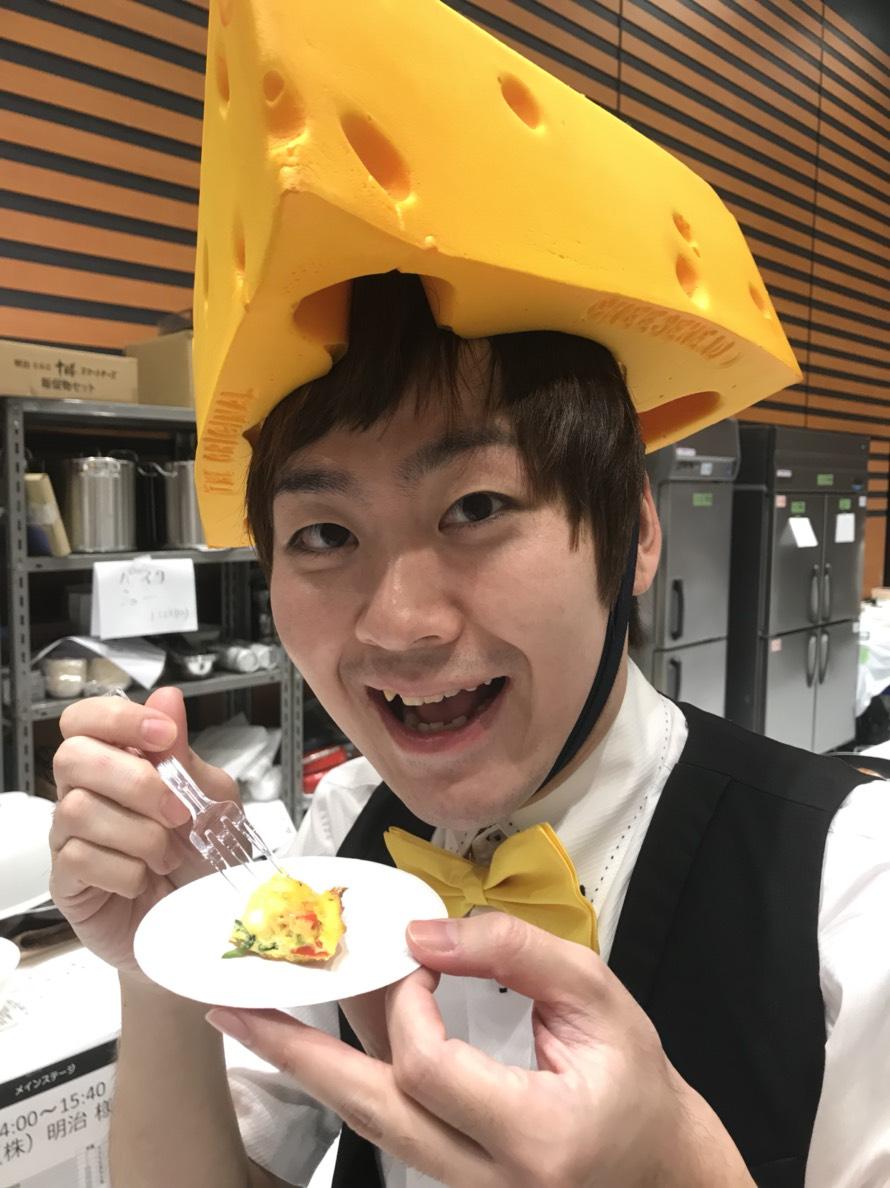 チーズボーイの誕生