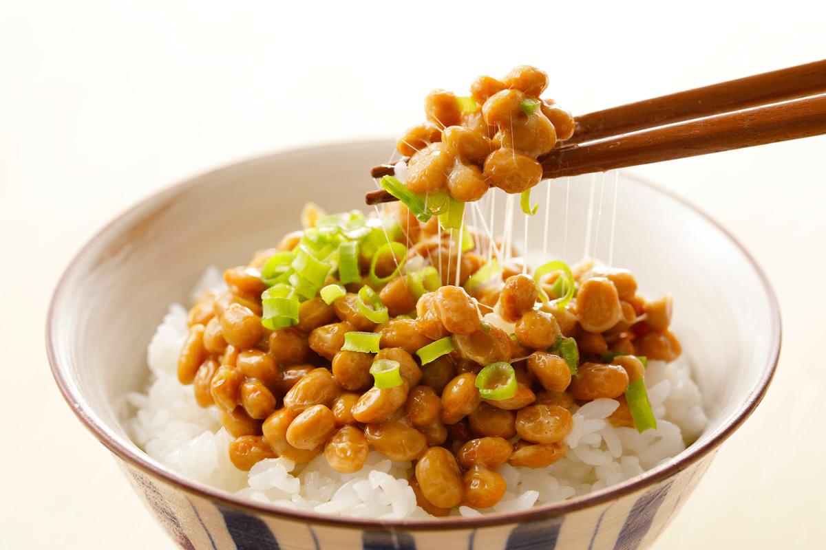 納豆に合う米は「ふくまる」