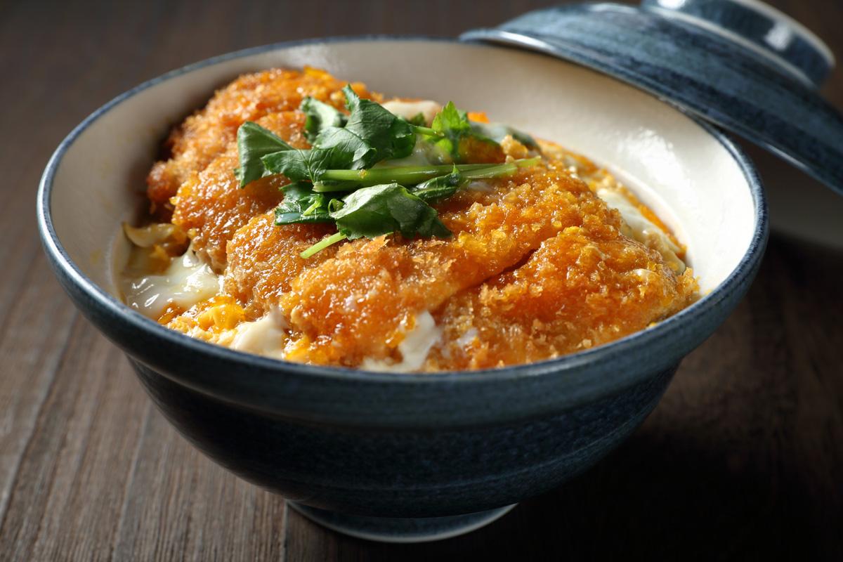 カツ丼に合う米は「新之助」