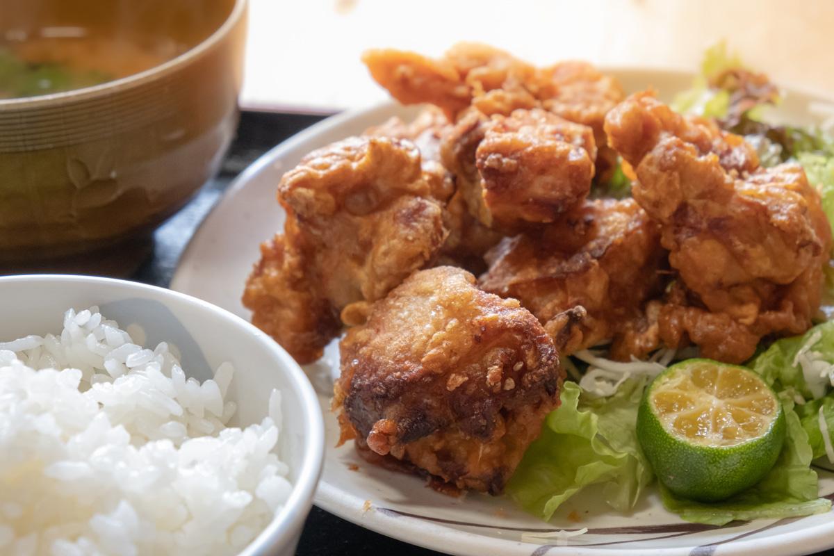 唐揚げ(揚げ物)に合う米は「ヒノヒカリ」