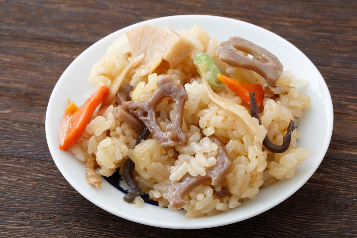 炊き込みご飯に合う米は「風さやか」