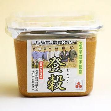 「ヤマカノ醸造 登穀味噌」を詳しく見る