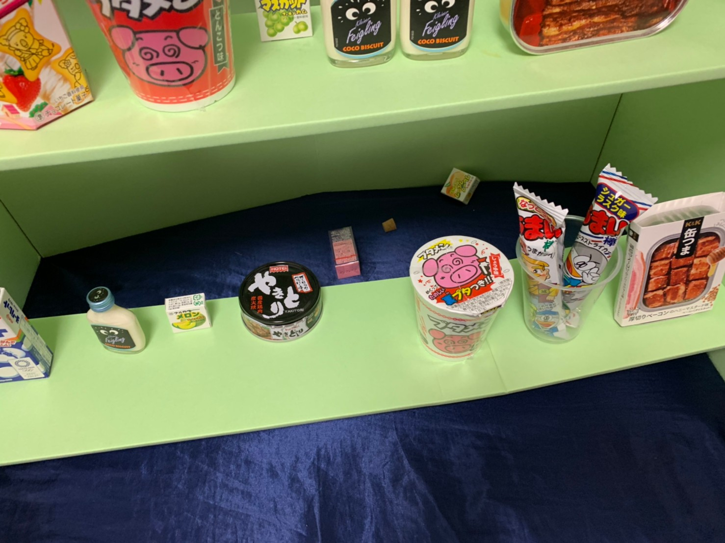 楽天市場でそろえた商品を使って、自宅で「おうち縁日」を楽しんでみた