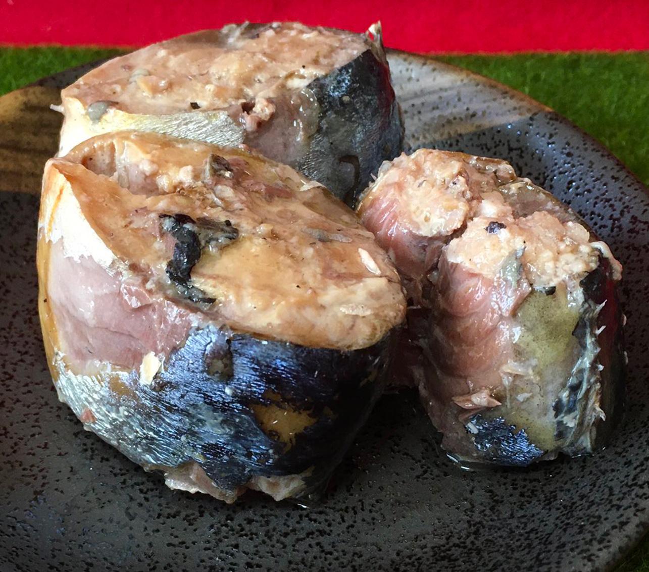 味の加久の屋「味わい鯖」