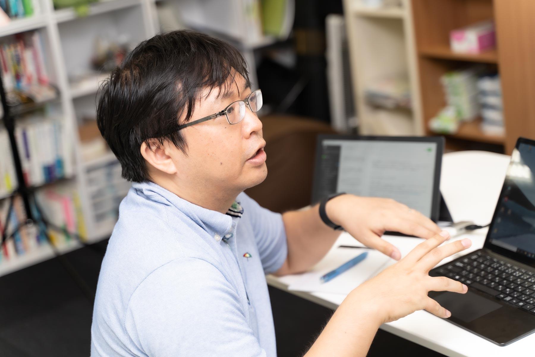 株式会社JADE代表取締役・伊東周晃の写真2