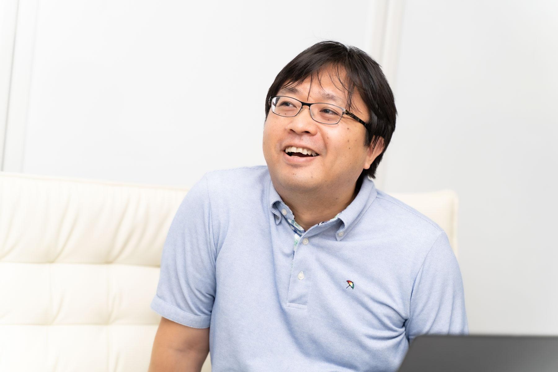 株式会社JADE代表取締役・伊東周晃の写真