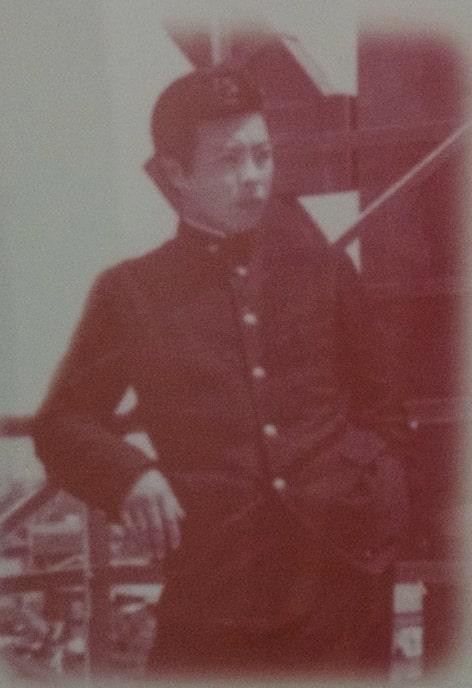 北島三郎さんの高校時代