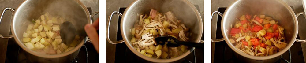 旬の野菜が入った野菜セットを楽天市場で取り寄せて、野菜スープを作ってみた