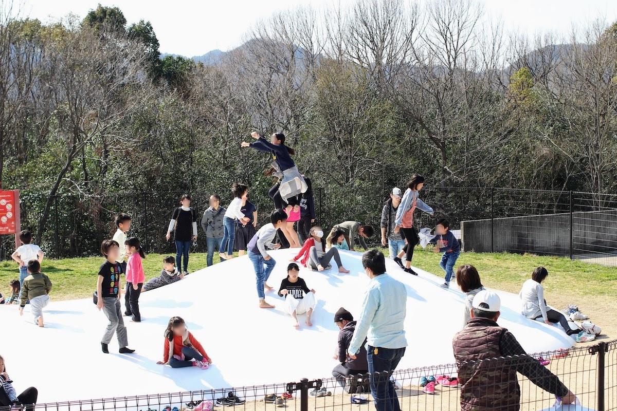 日本へそ公園の写真