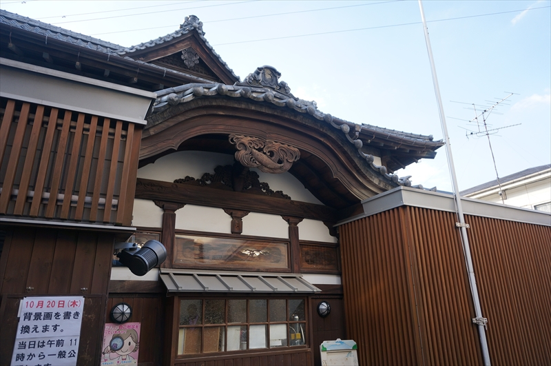 高円寺にある銭湯「小杉湯」。水風呂が最高