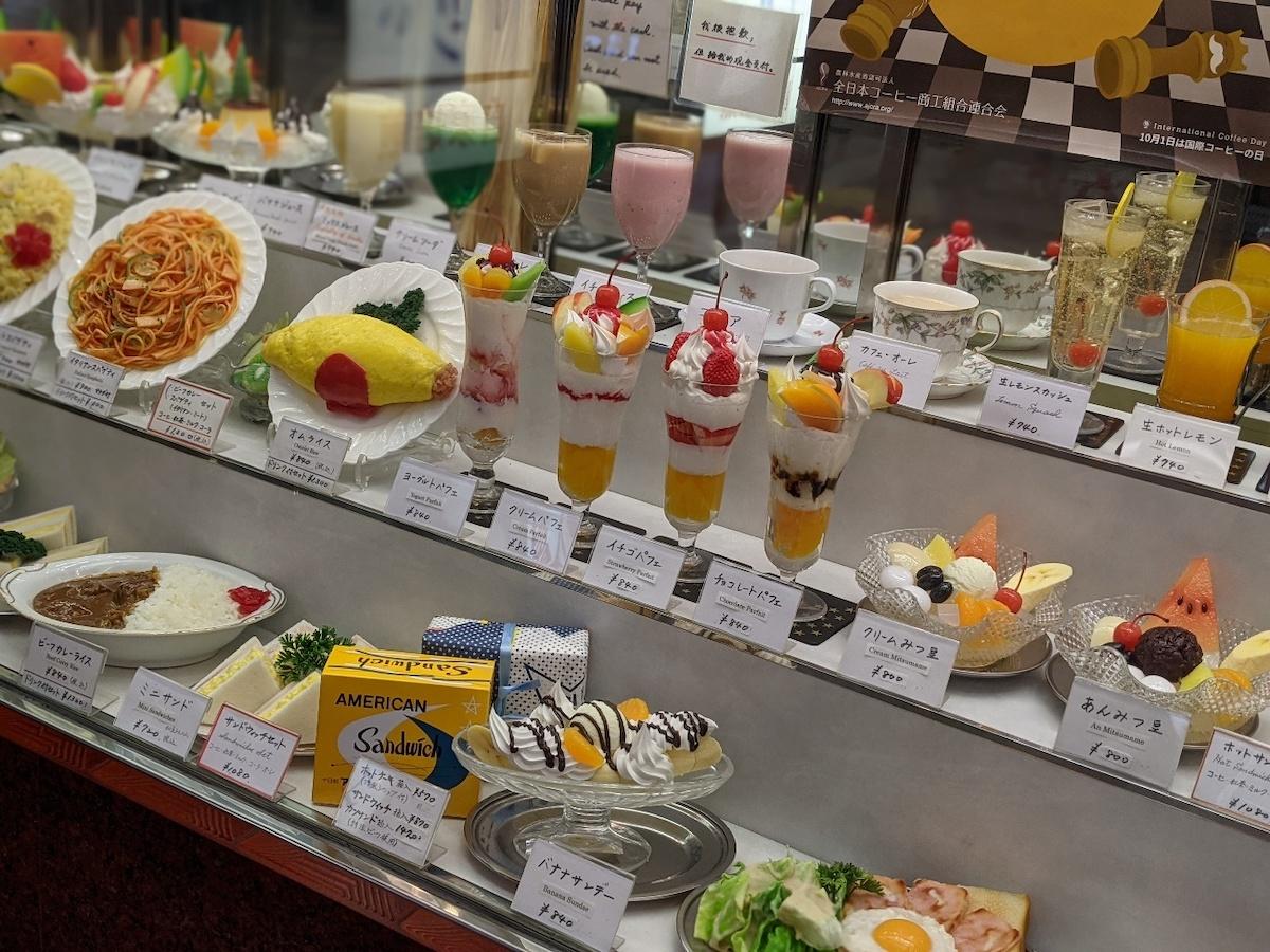 大阪の喫茶店写真2