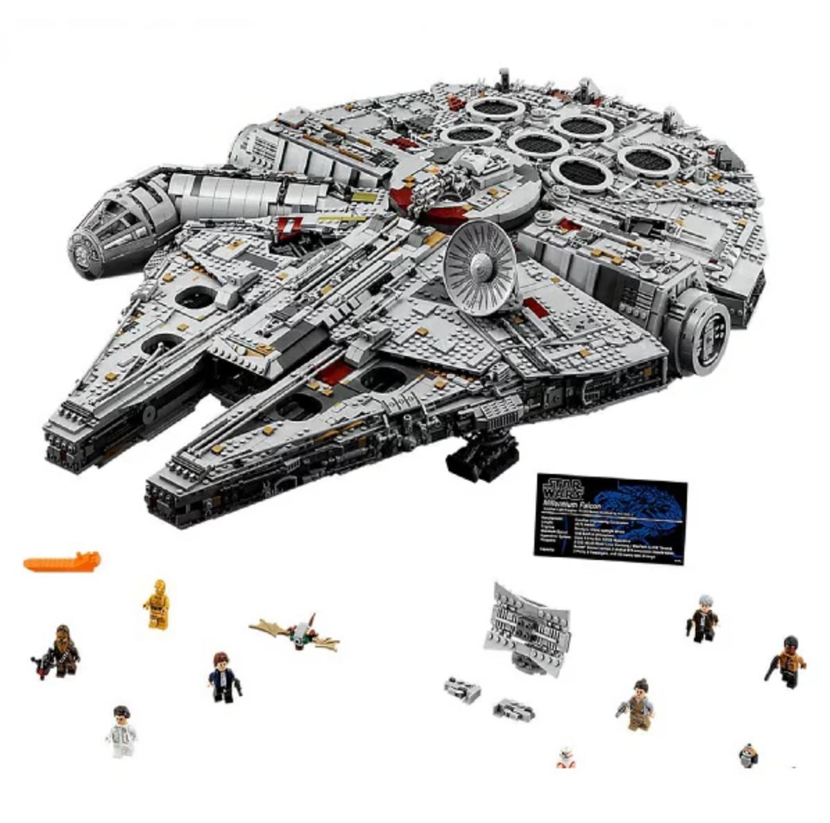 LEGO ミレニアム・ファルコン
