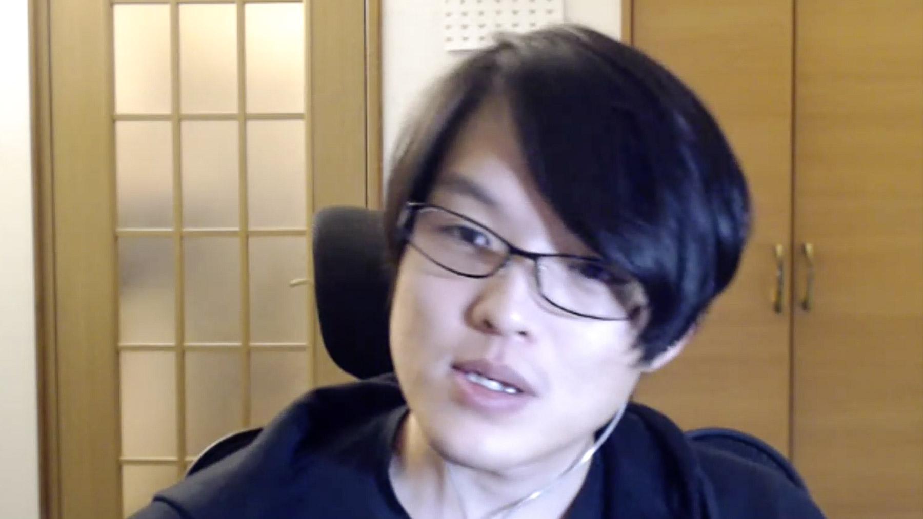 若林稔弥さんインタビューカット2