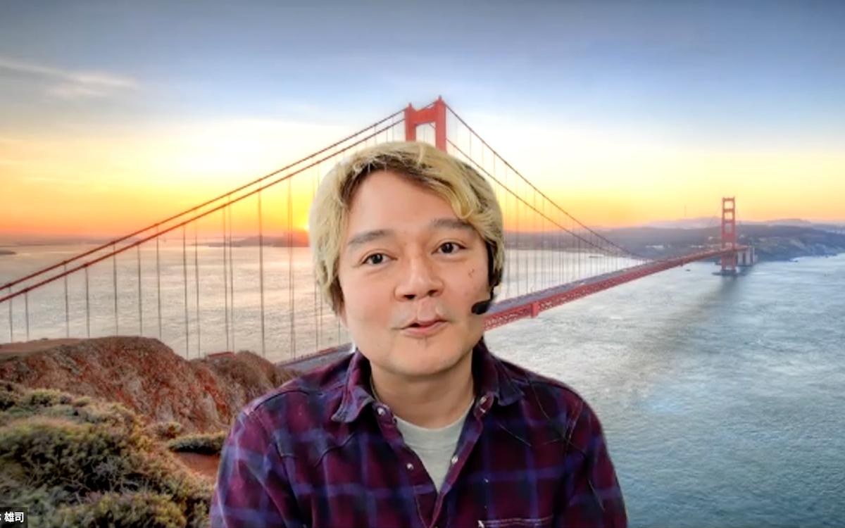 林雄司さんトップ写真