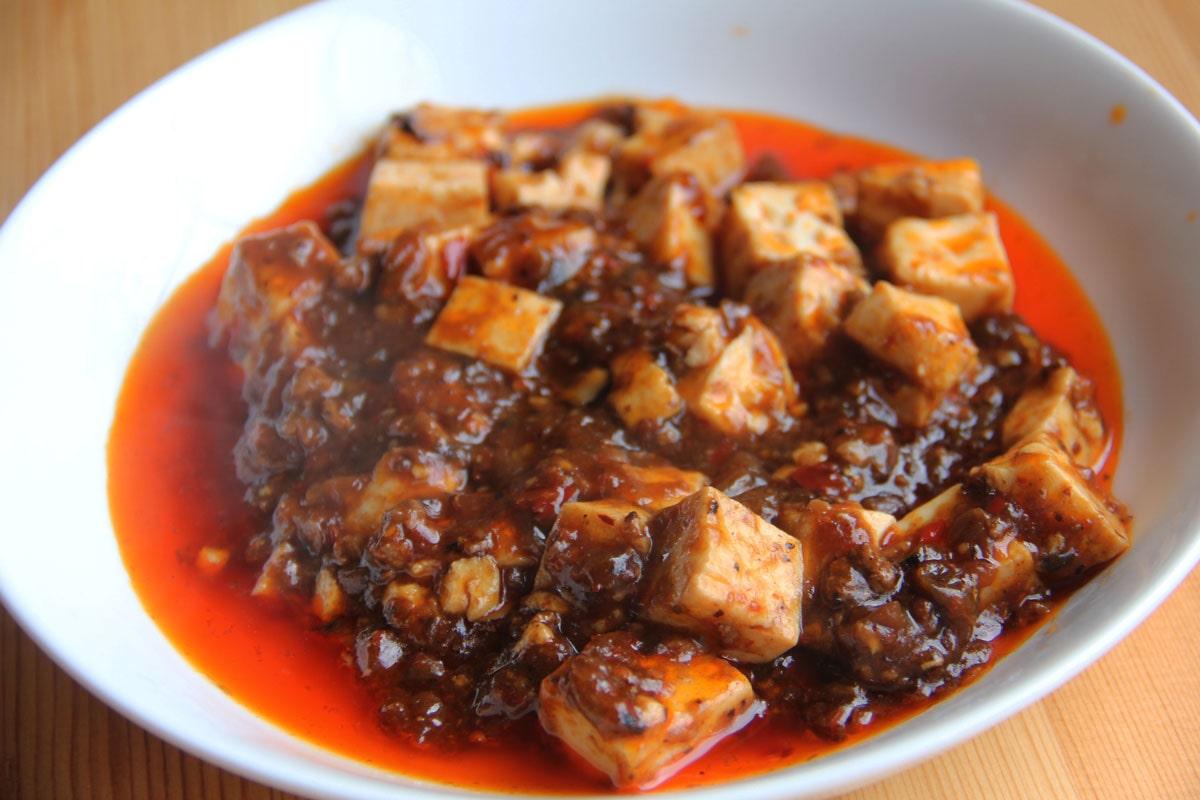 麻辣王豆腐の素