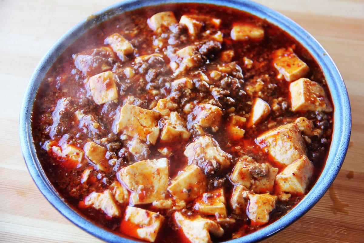 四川料理の沼人がセレクトした「麻婆豆腐の素」