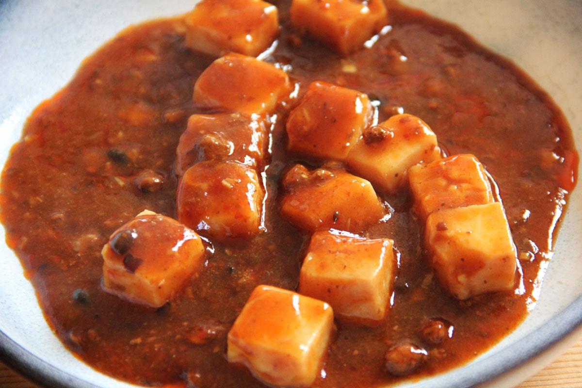 麻婆豆腐(古樹軒オリジナル)
