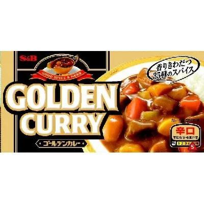 「ゴールデンカレー 辛口」を詳しく見る