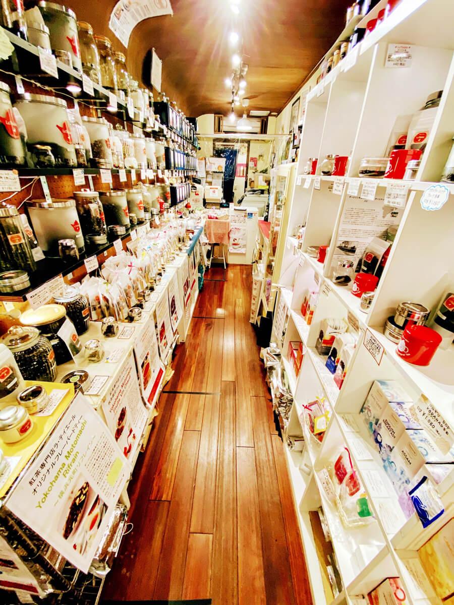 紅茶専門店ラ・テイエール
