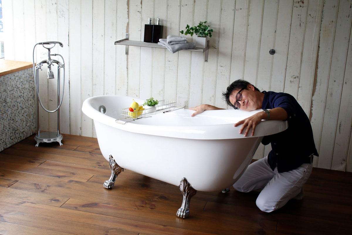 お風呂マニア 松永武さん