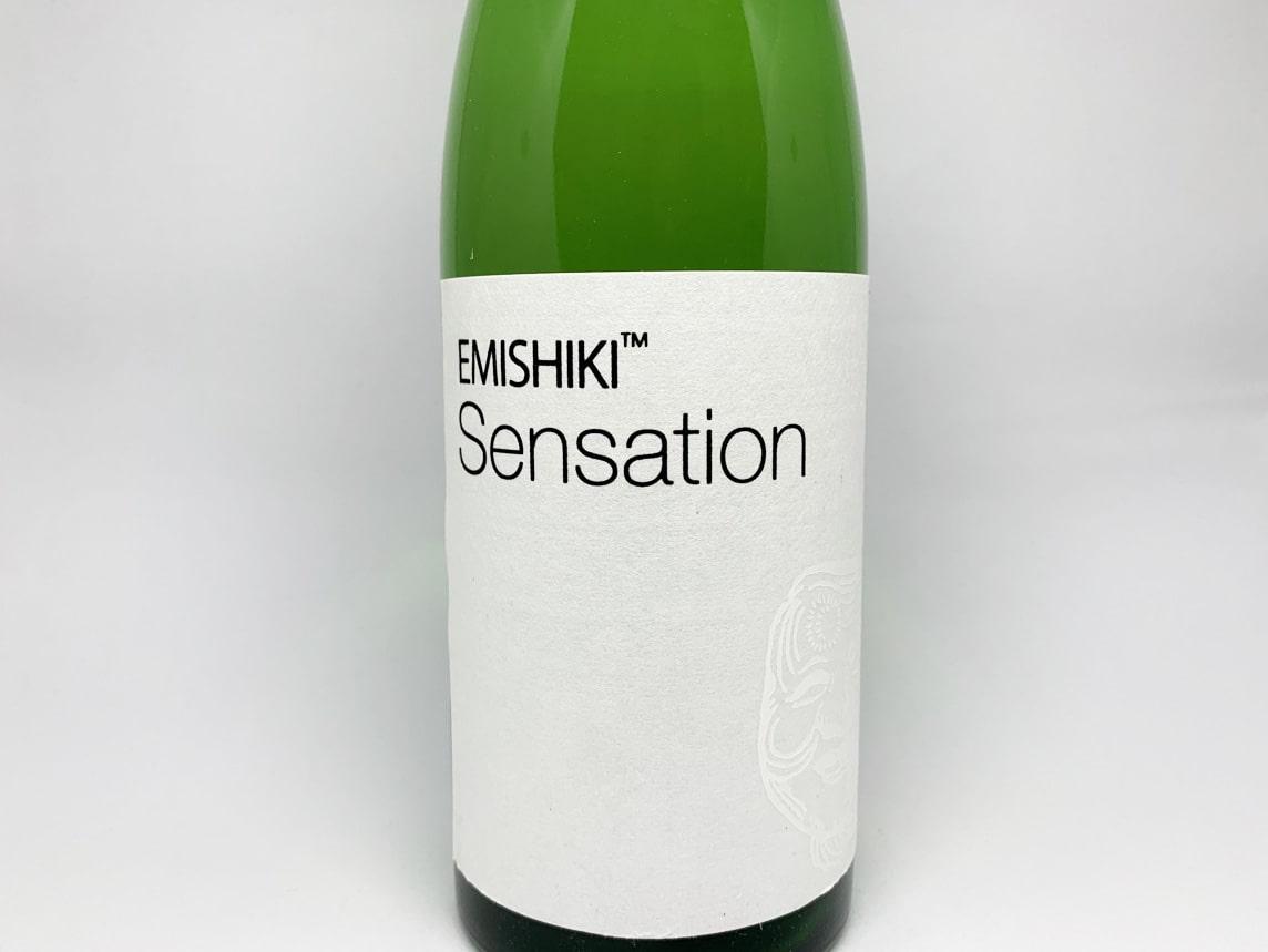 笑四季 Sensation White 純米 生酒 R1BY720ml