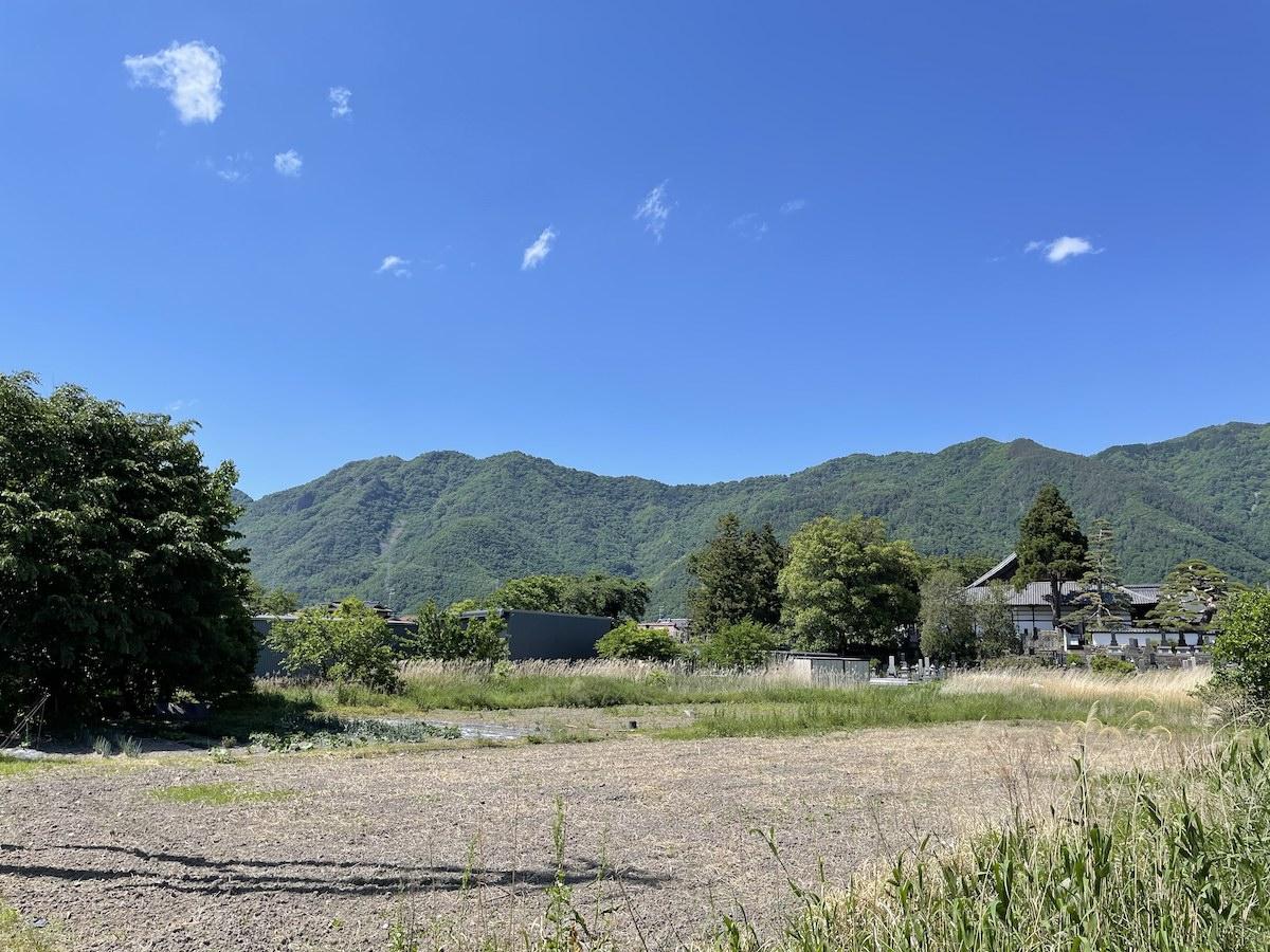 長野県上田市の風景写真