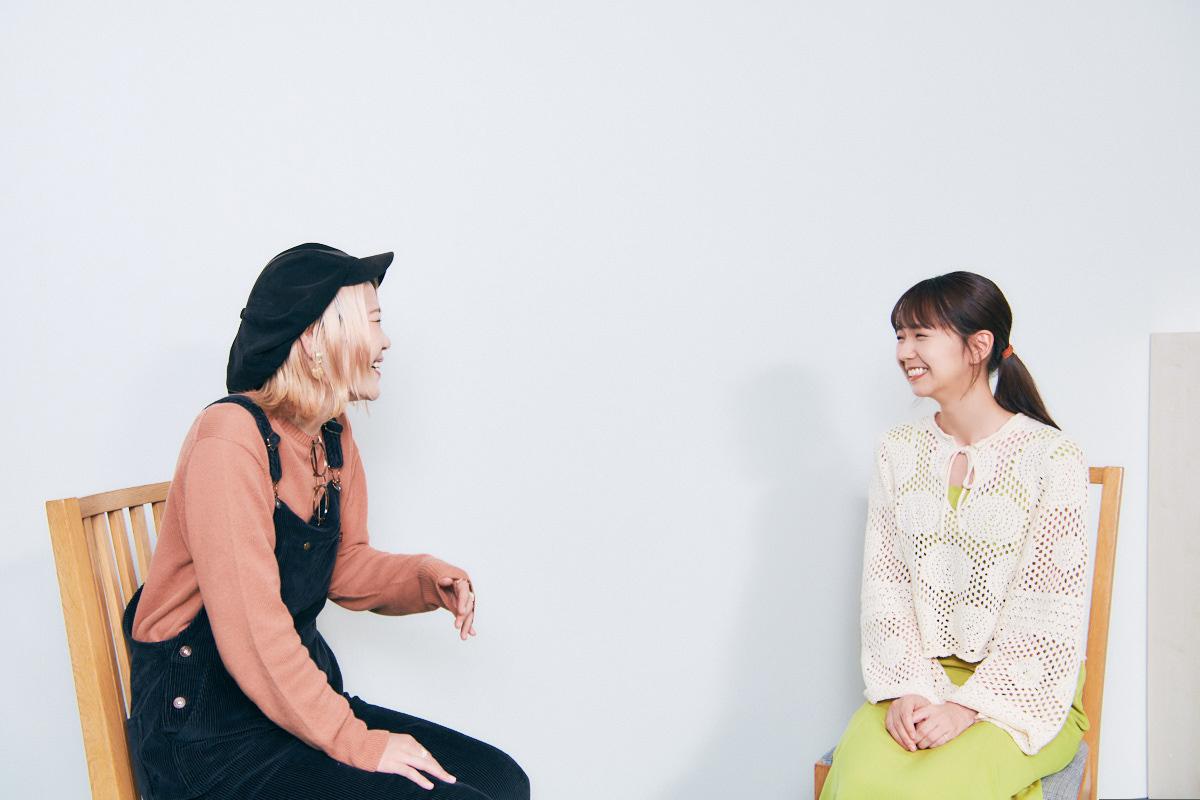 宮崎由加(元Juice=Juice)とハラミちゃんに聞く、自分の強みを見つけ、居場所を作る方法