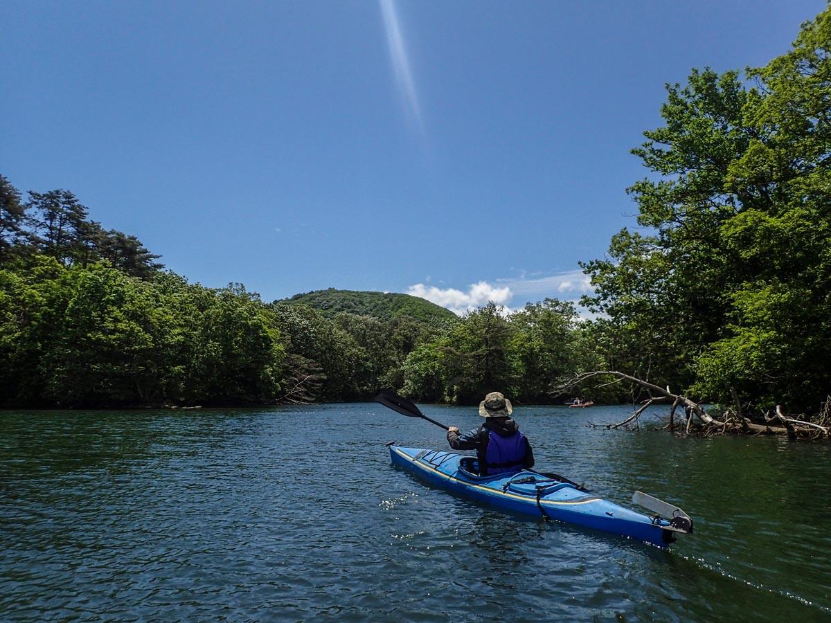 ソロキャン(ソロキャンプ)では自然に触れるアクティビティをするのも楽しい