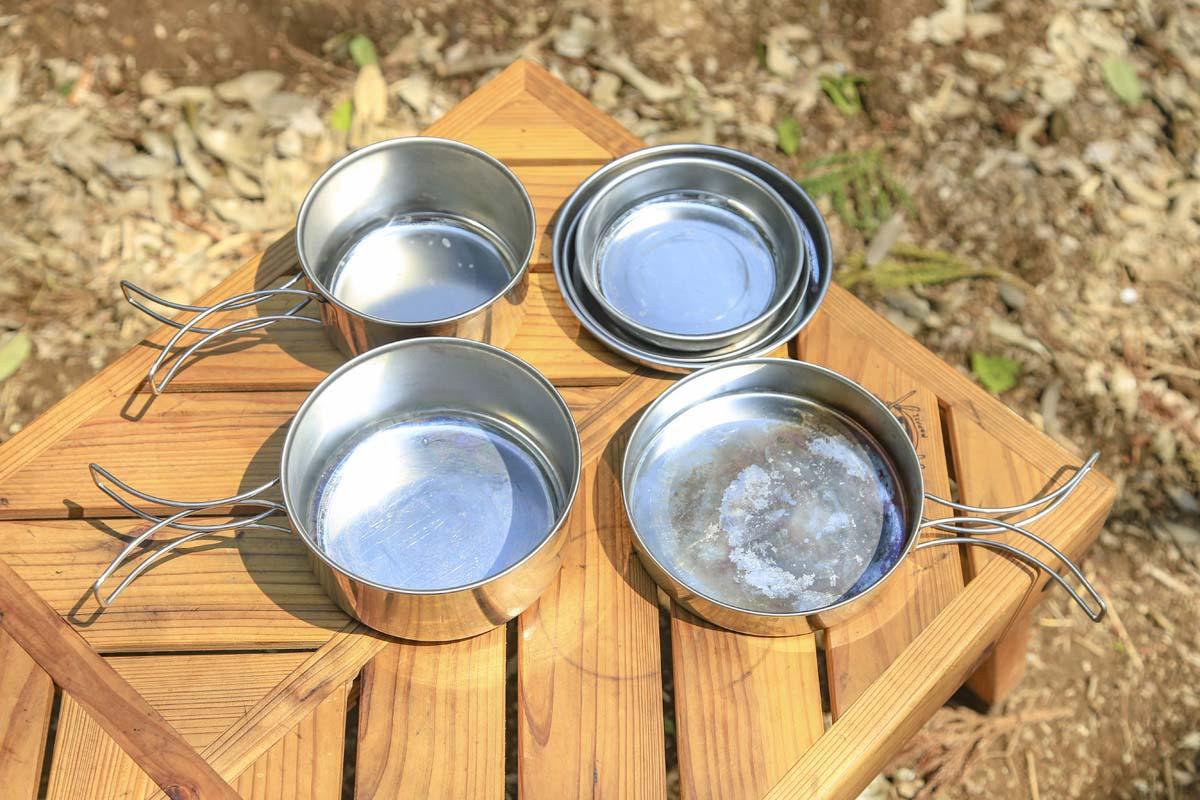 キャンプ料理を楽しみたい人は複数の鍋やフライパンを持つのがおすすめ