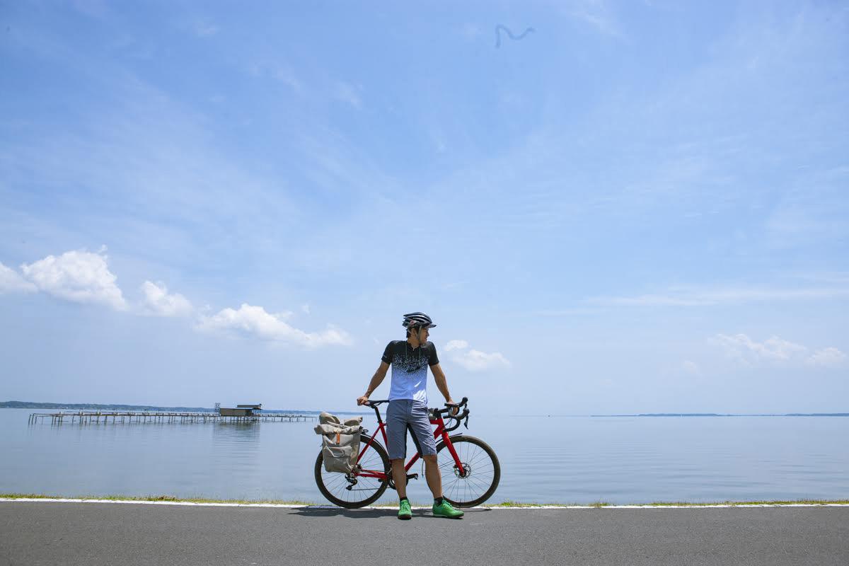 自転車でもキャンプに行ける
