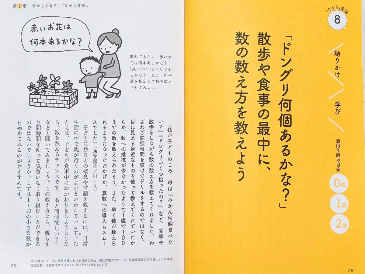『東大卒ママたちに教わる、「東大脳」を育てる3歳までの習慣』(東大卒ママの会/小学館)