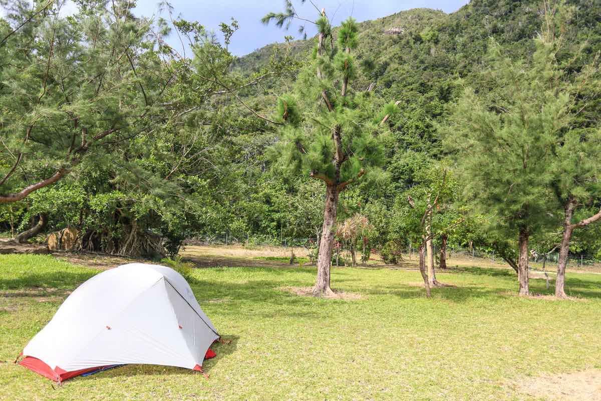 南風見田(はいみだ)キャンプ場