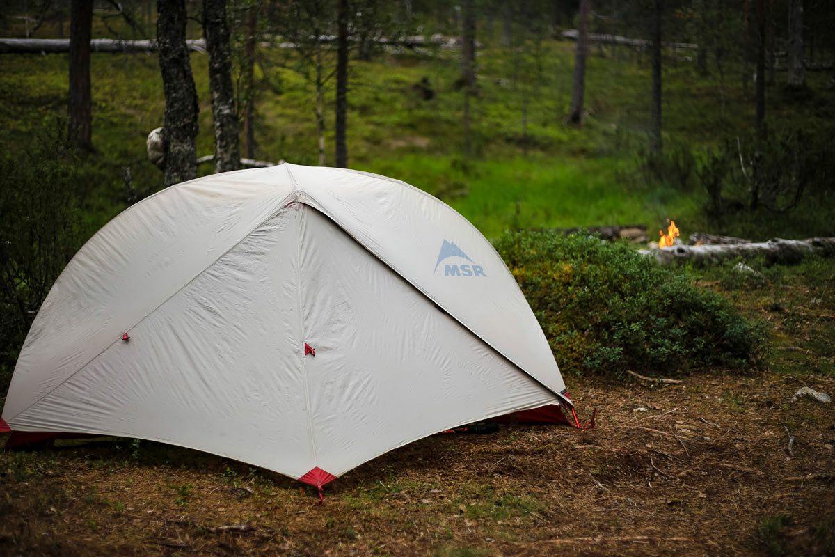 ソロキャンプの過ごし方