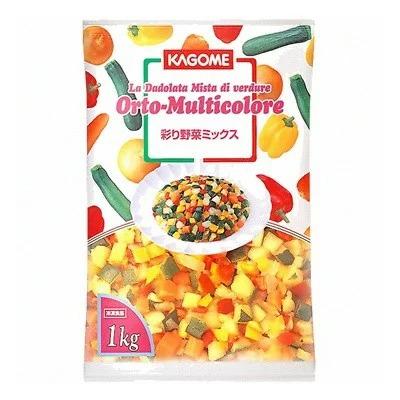 「カゴメ 彩り野菜ミックス」を詳しく見る