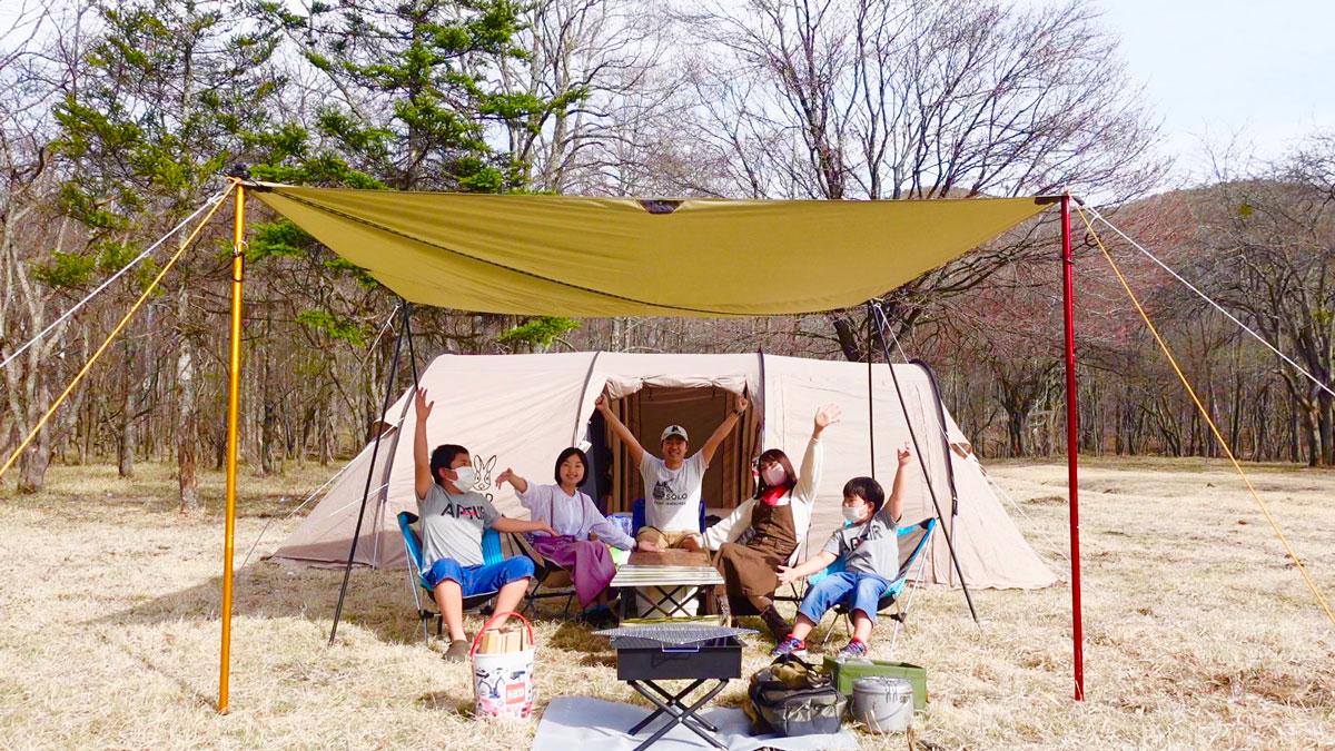 3児の母が振り返る、我が家のファミリーキャンプ。「自由」さを心がけたら全員が沼にハマった【キャンプと家族】