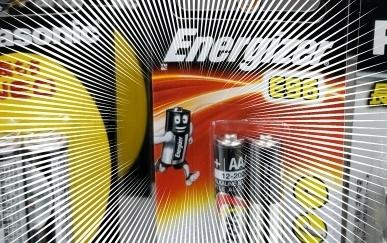 家電量販店の電池売り場で見つけた単6乾電池②
