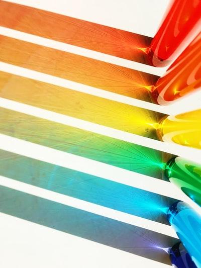 6色 カラーペン