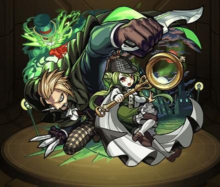 モンスターストライク ゲーム画面 キャラクター マグメル
