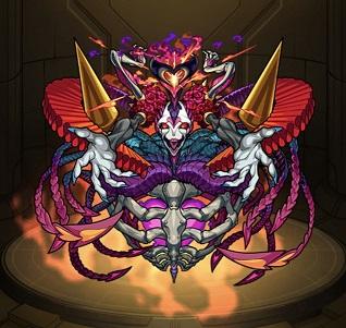 モンスターストライク ゲーム画面 キャラクター シュリンガーラ