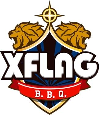 モンスターストライク XFLAG ロゴマーク