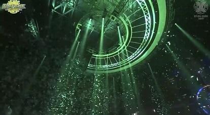 モンスターストライク エックスフラッグパーク2019 グリーンライト