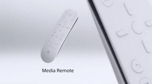 PlayStation5 メディアリモート