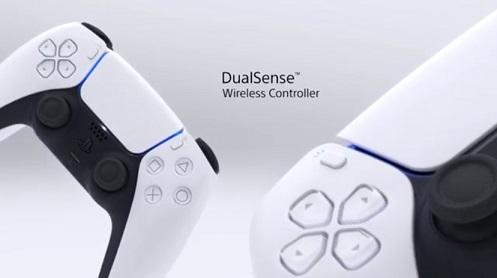 PlayStation5 コントローラー デザイン