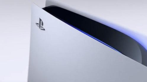 PlayStation5 本体 上部 デザイン