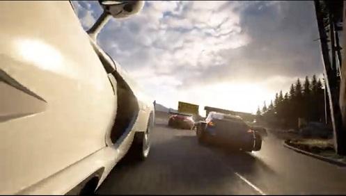 PlayStation5 グランツーリスモ7 ゲームトレーラー映像