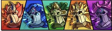 モンスターストライク キャラクター ホーミング吸収 各属性